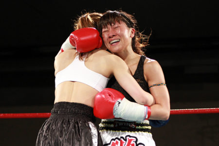 キューティー♡危機一髪!!に格闘者の本質をみた:BOUT-16