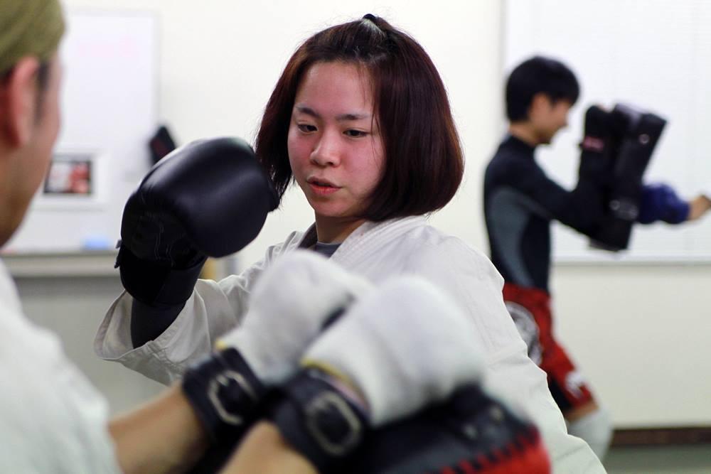 2014年、道内女子格闘技はこの選手に注目せよ! | 一信会館・佐藤瑠華さん