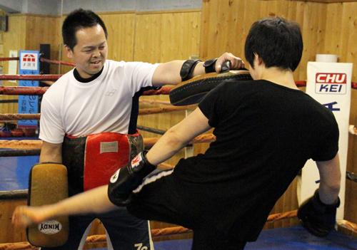 選手に尽くすことがトレーナーとしての基本姿勢 | 士道館札幌道場・佐藤龍雄さん