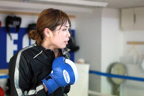 「ボクシングは芸術」アマ・ボクシング界、ホープの素顔 | NBFC・熊谷麻理奈さん