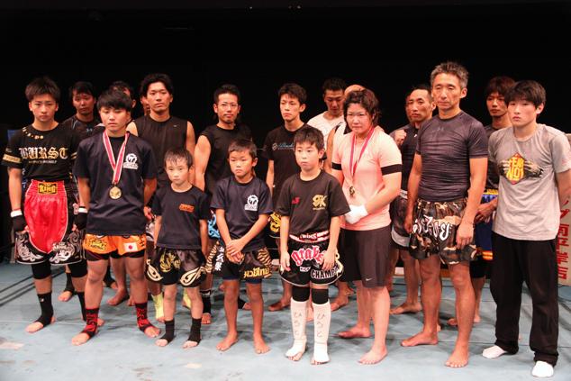 9月13日:KAMINARIMON札幌大会・速報レビュー