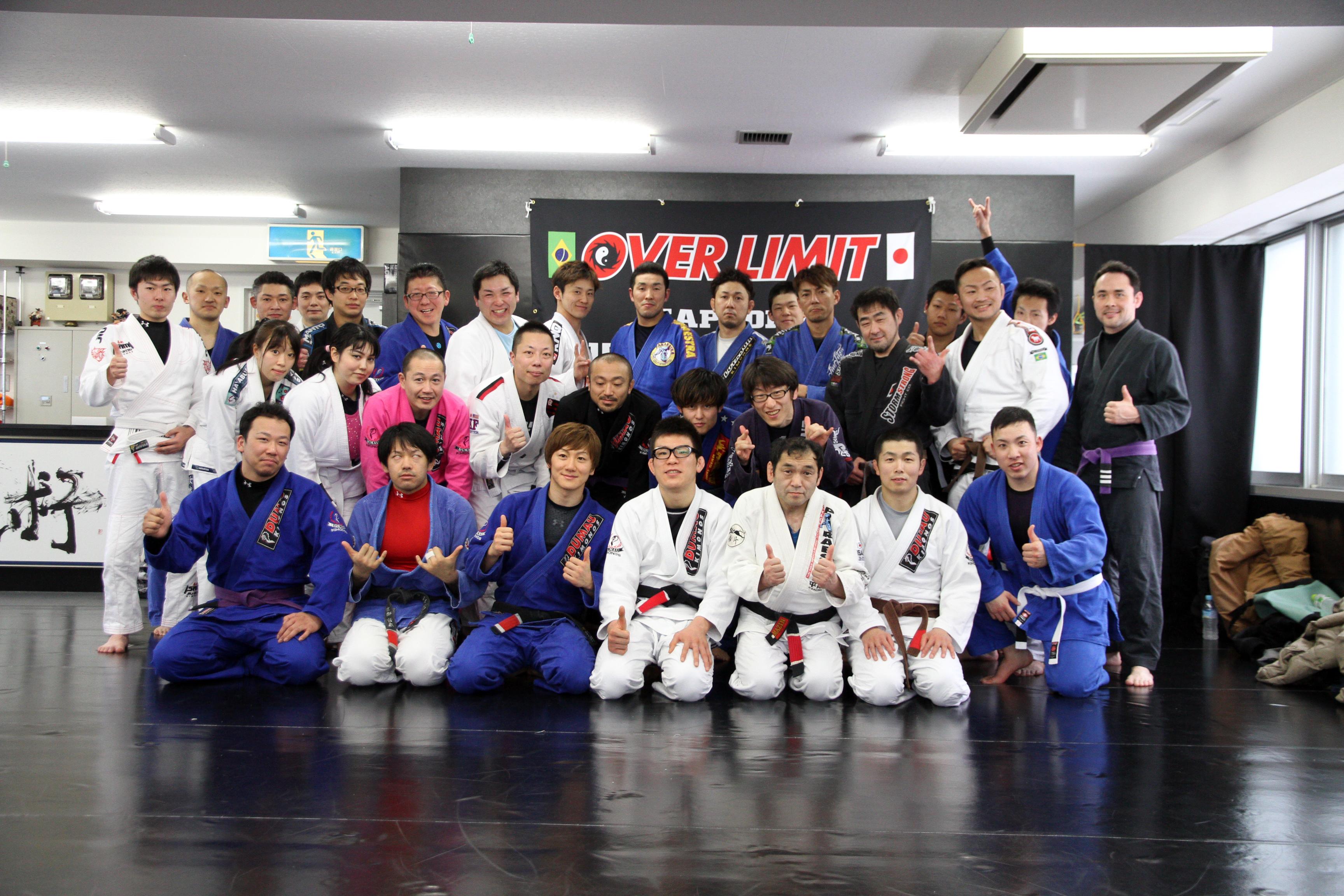 2016.2.7(日)青木真也 BJJ & MMA SPECIAL セミナーレポート