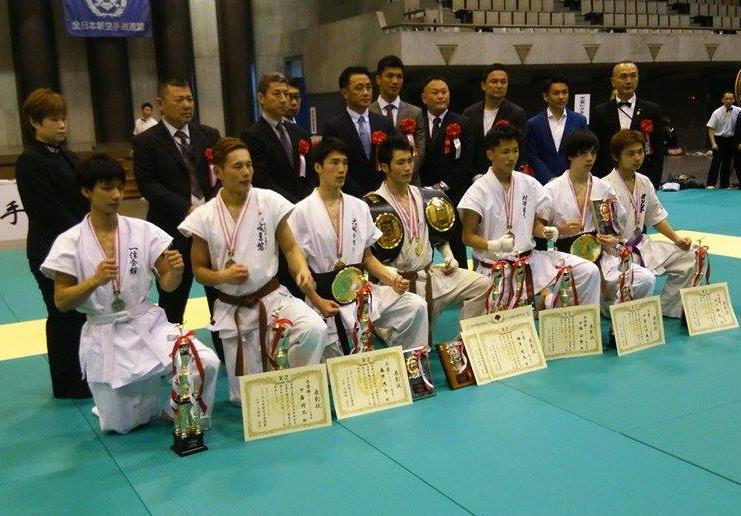 一信会館の青木惇人・全日本K-2グランプリ決勝で惜敗