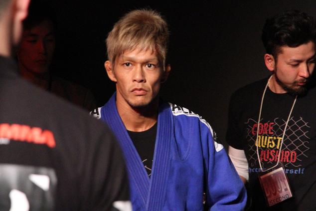 次はこの男だ。明日決戦!パンクラス大阪大会