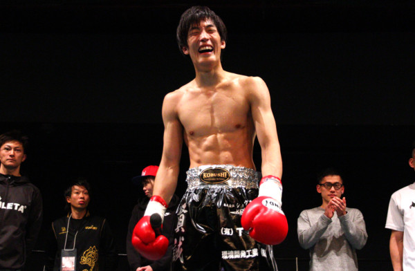 BOUT-26:山川、会心のKO勝利。後藤は出口から大金星