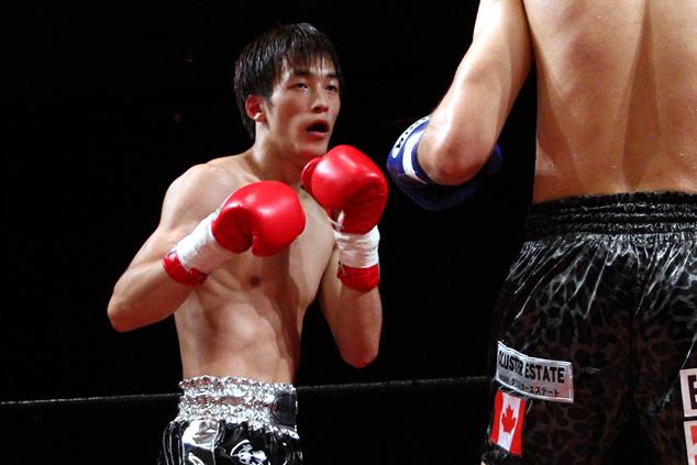 RISE WEST.7 | 山川賢誠が敵地・福岡で勝利
