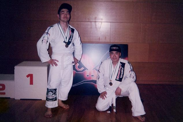 第1回全日本ブラジリアン柔術選手権