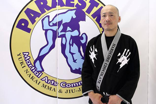 札幌でブラジリアン柔術を教える先生